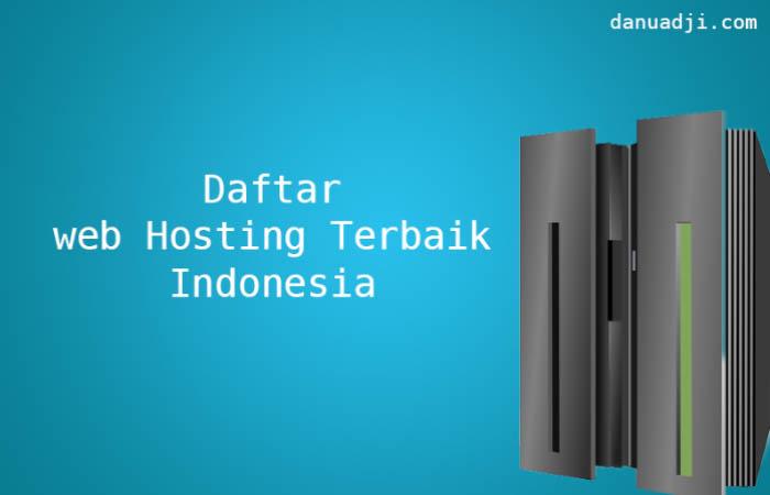 8 Perusahaan Web Hosting Terbaik Indonesia 2017
