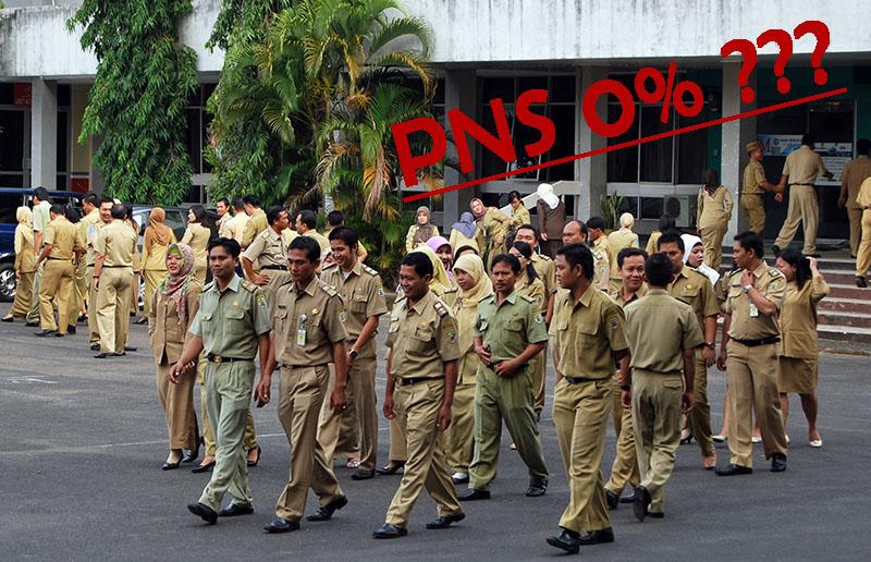 Jika Peluang PNS 0 %, Mahasiswa harus Bagaimana? 1