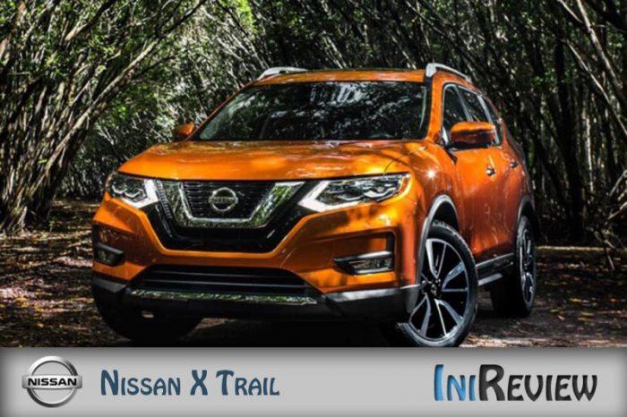 Nissan X-Trail, Mobil Suv Paling Tangguh dan Nyaman 2
