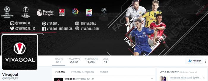 NEWS: Vivagoal Situs Berita Bola Terkini 20
